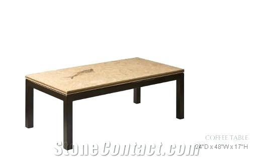 Current Era Limestone Console Tables Throughout Limestone Top Coffee Table Awesome Limestone Coffee Table Best (Image 6 of 25)