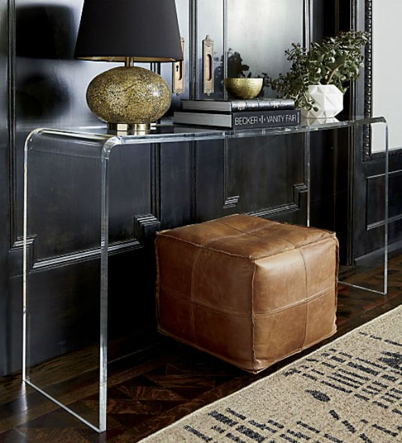 Current Intarsia Console Tables With 13 Pretty Console And Entry Tables For Your Home (Image 12 of 25)