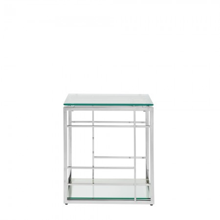 Current Remi Console Tables Intended For Remi Stainless Steel Lamp Table (Image 2 of 25)
