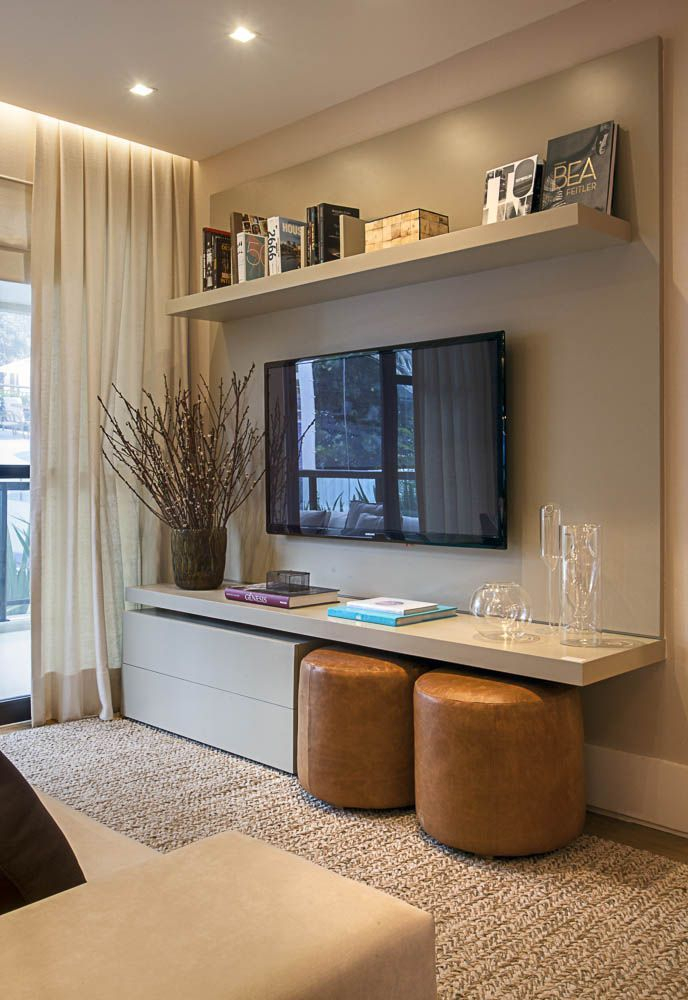 Current Vista 60 Inch Tv Stands With 7 Best Ways To Decorate Around The Tv – Maria Killam (View 18 of 25)