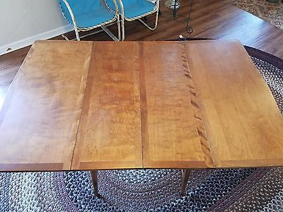 Current Wakefield 85 Inch Tv Stands Pertaining To Haywood Wakefield Mid Century Drop Leaf Dining Table – $ (View 23 of 25)