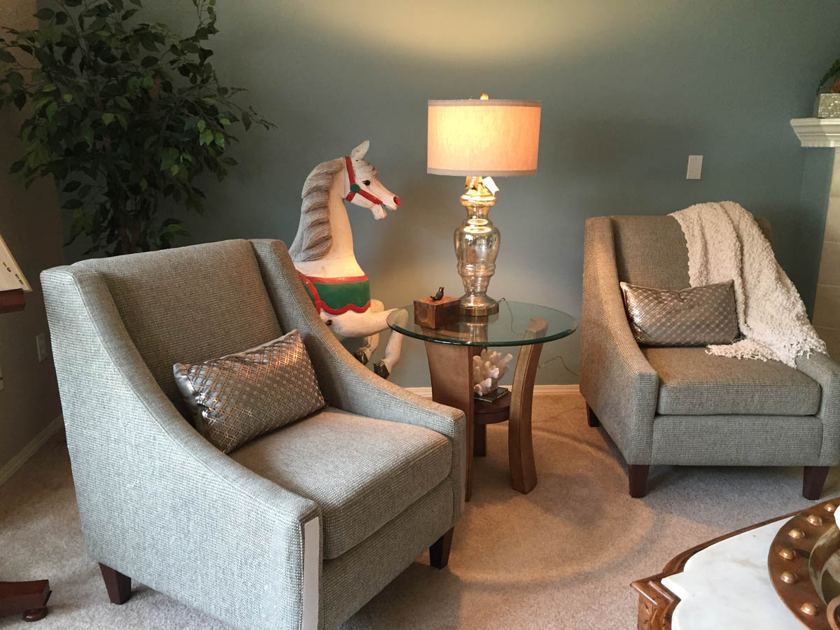 Custom Furniture – Karen Linder Interior Design Pertaining To Karen Sofa Chairs (View 18 of 25)