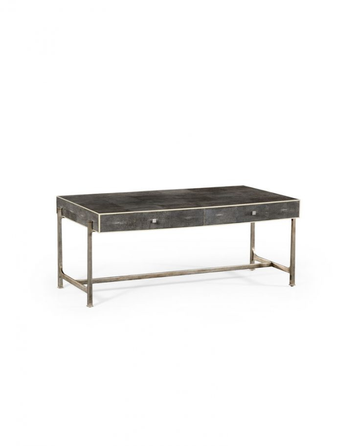 Cute Coffee Tables Half Circle Coffee Table Duncan Phyfe Coffee Regarding Popular Grey Shagreen Media Console Tables (View 10 of 25)