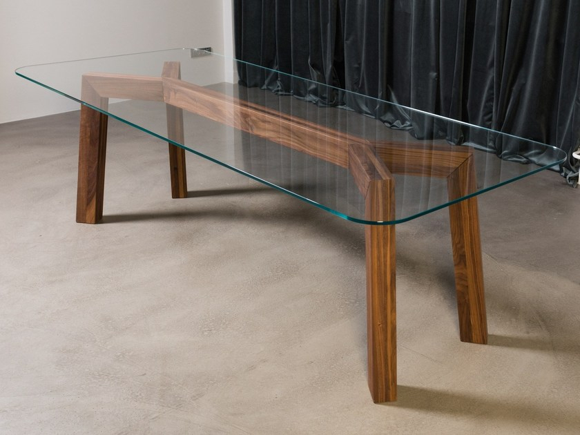 Стол Branchera Дизайн Simone Micheli For 2017 Era Glass Console Tables (View 22 of 25)