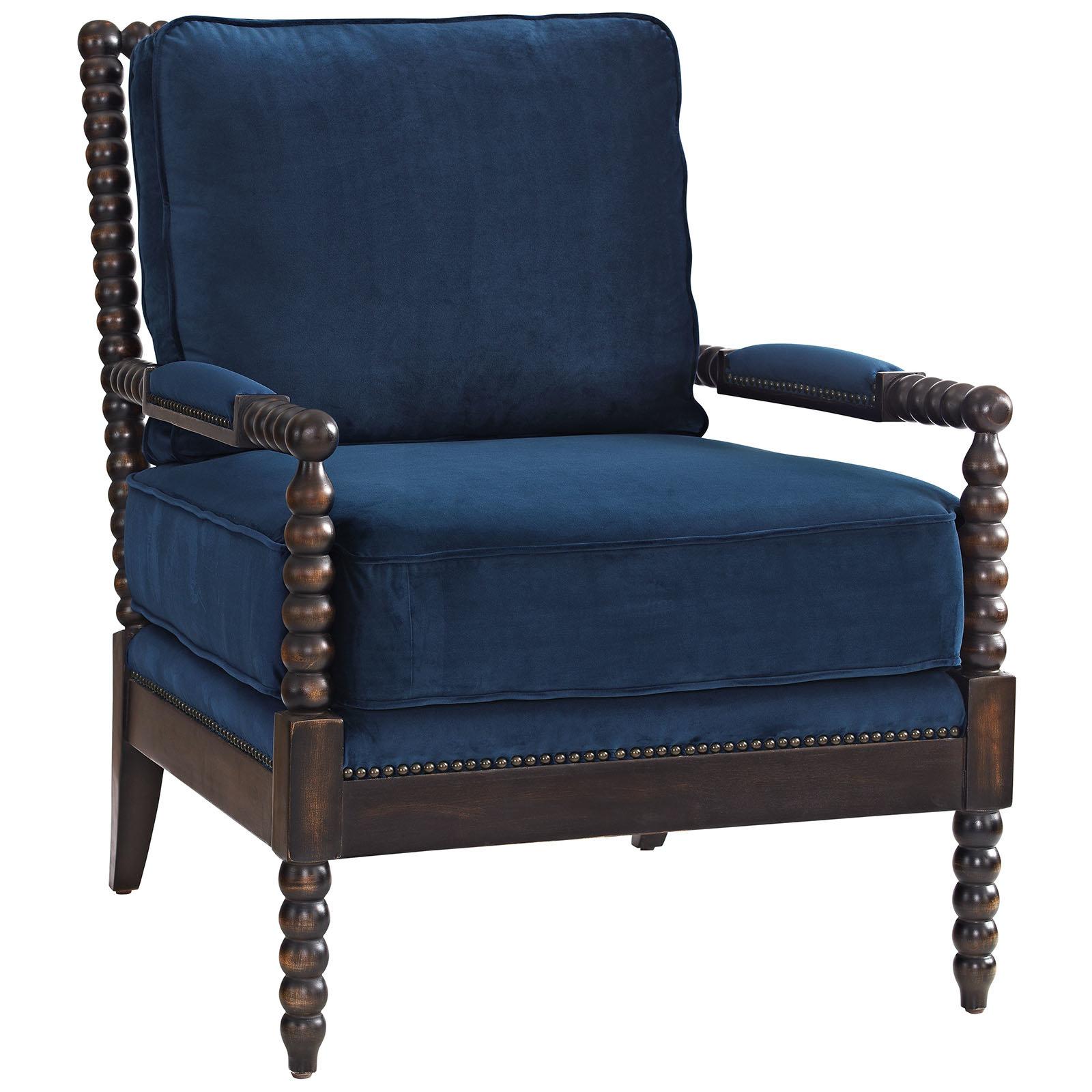 Darby Home Co Areyanna Armchair | Wayfair for Katrina Blue Swivel Glider Chairs