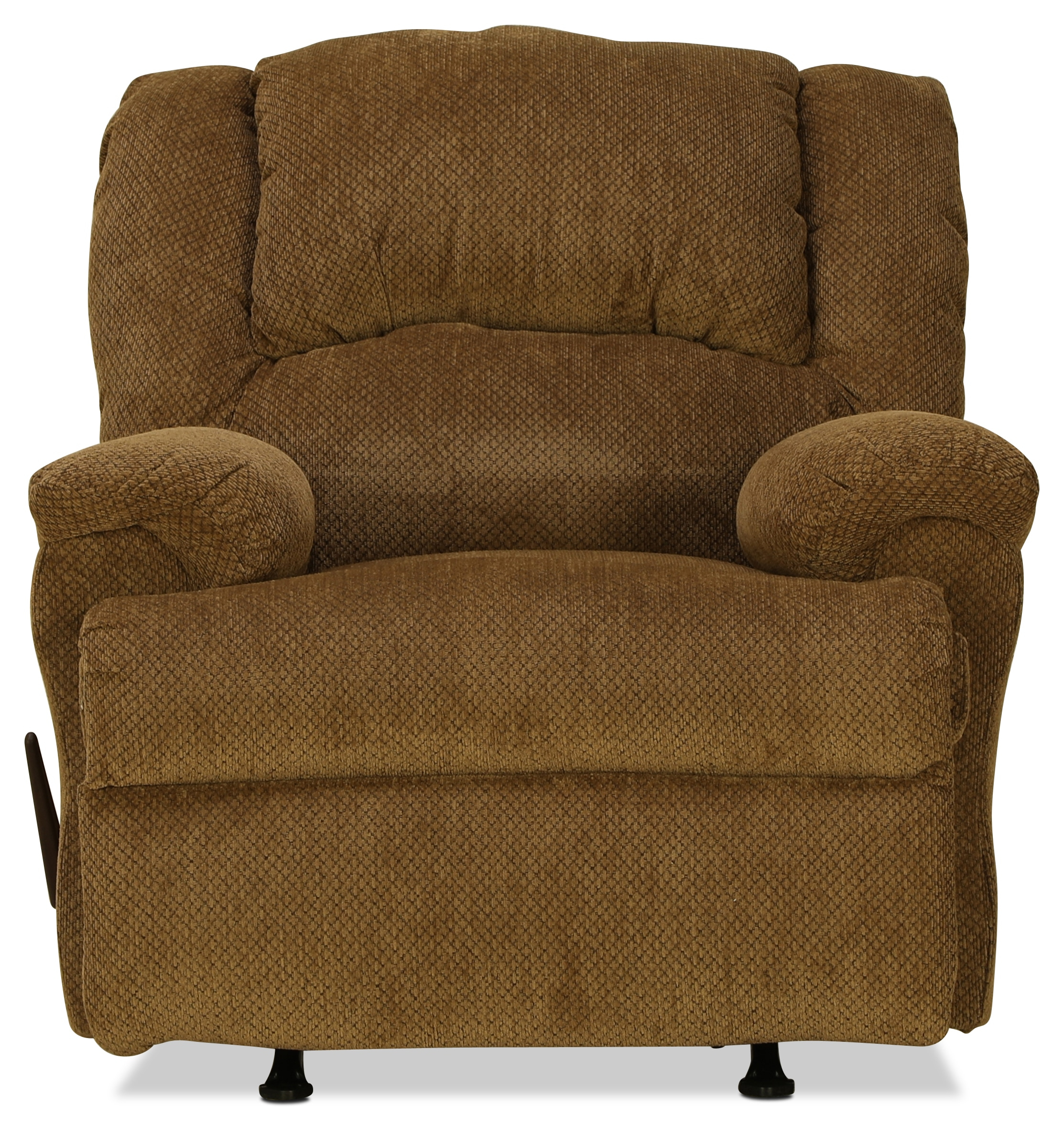 Decker Rocker Recliner - Mocha | within Decker Ii Fabric Swivel Glider Recliners
