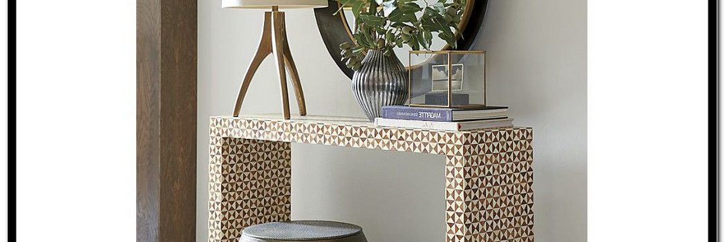 Decorating Home And Remodeling Furniture Ideas – Part 196 Throughout 2018 Intarsia Console Tables (Image 13 of 25)