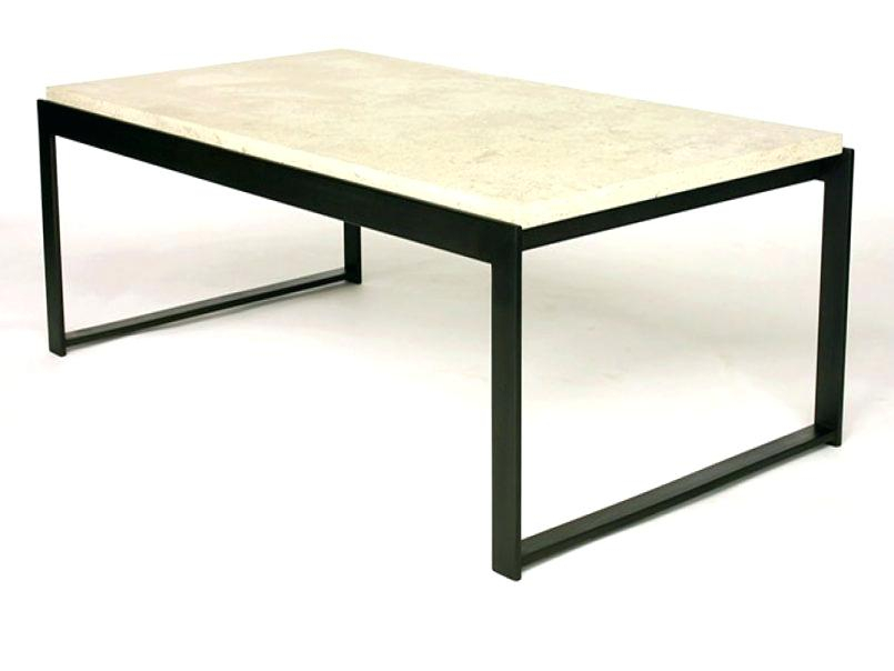 Decoration: Limestone Coffee Table With Regard To 2018 Era Limestone Console Tables (Image 7 of 25)