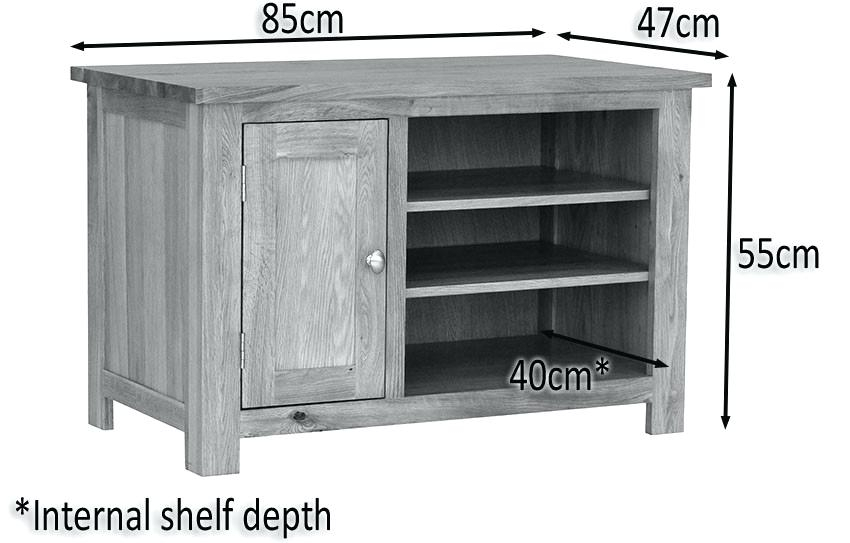 Decoration: Oak Small Cabinet White Tv Stand On Wheels (View 22 of 25)