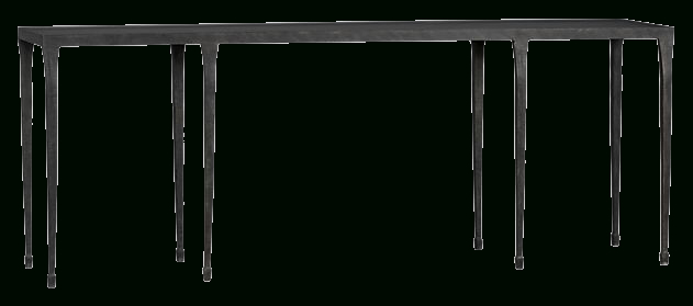 Decorist inside Most Popular Silviano 84 Inch Console Tables