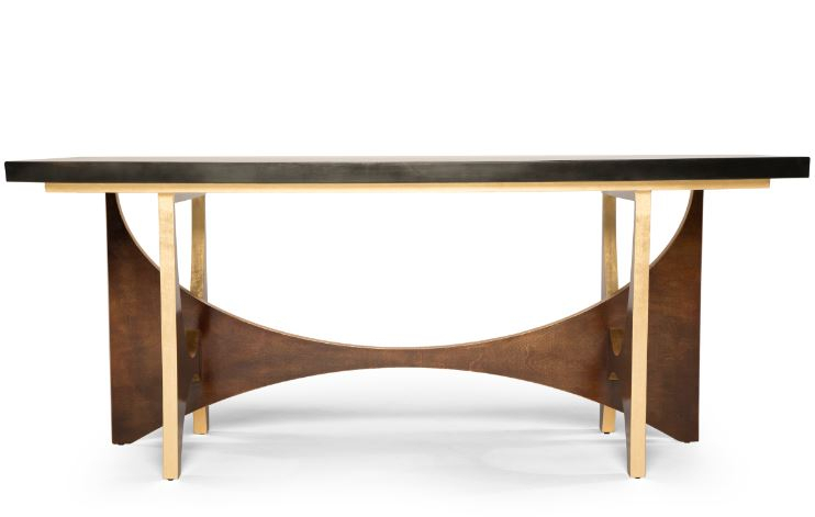 Design News In Most Popular Scattered Geo Console Tables (Image 16 of 25)