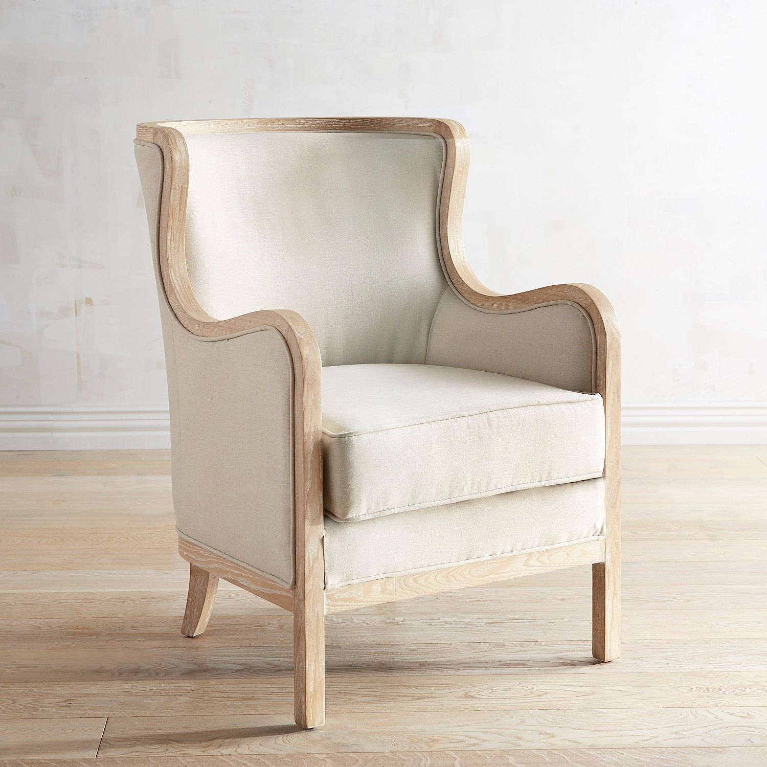 Devon Flax Ivory Chair In 2018 | Kids Playroom | Chair, Furniture Intended For Devon Ii Swivel Accent Chairs (View 14 of 25)