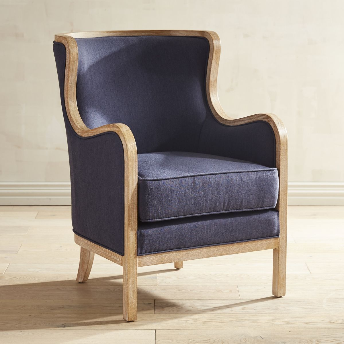 Devon Indigo Blue Chair | New Abode | Pinterest | Indigo Blue, Devon for Devon Ii Swivel Accent Chairs
