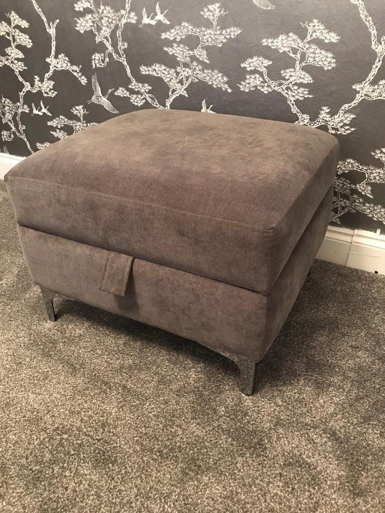Dfs Marissa Foot Stool | In Renfrew, Renfrewshire | Gumtree Intended For Marissa Sofa Chairs (Image 4 of 25)