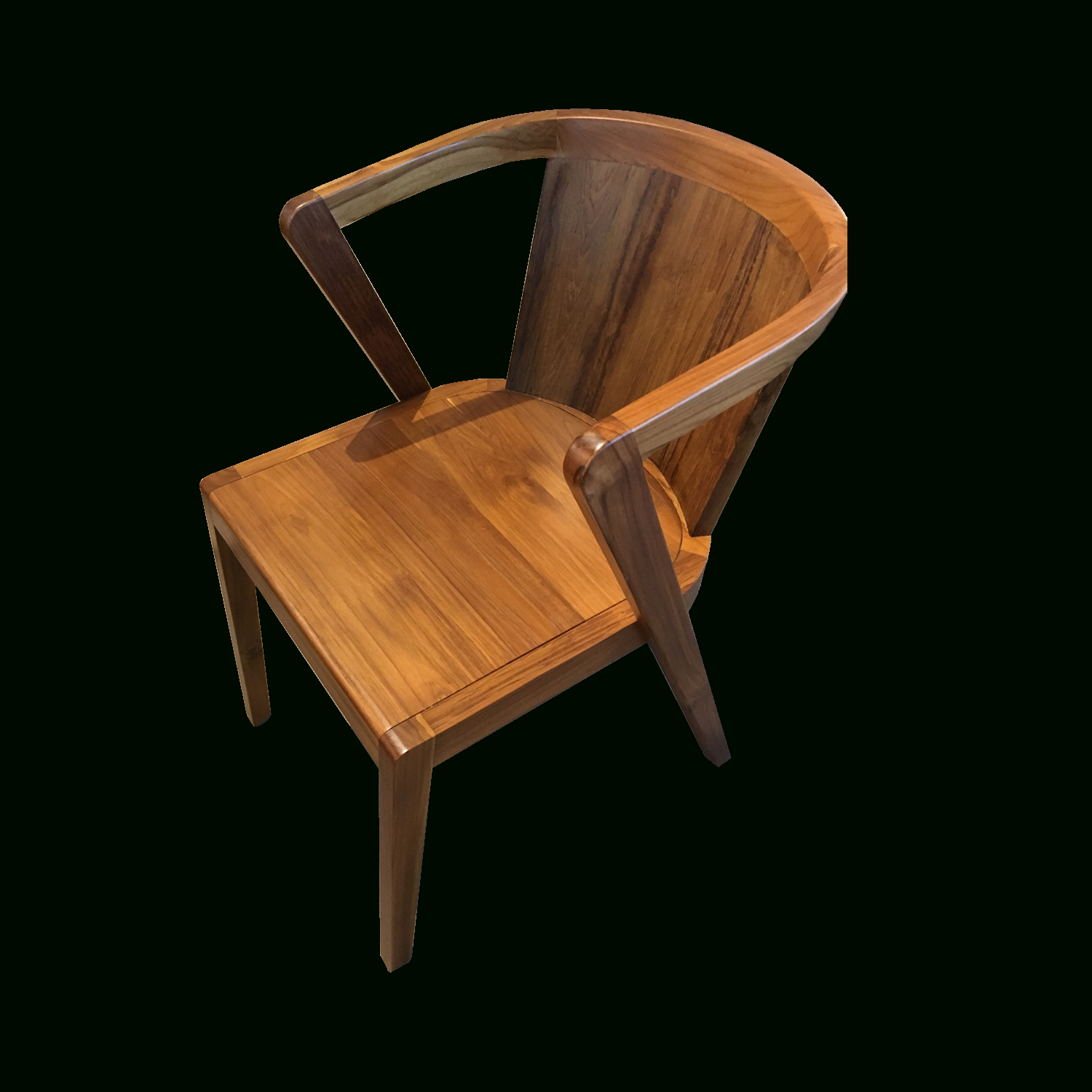 Dining Chair F – Rustic Teak | Furniture & Home Décor | Fortytwo With Quinn Teak Sofa Chairs (Image 3 of 25)