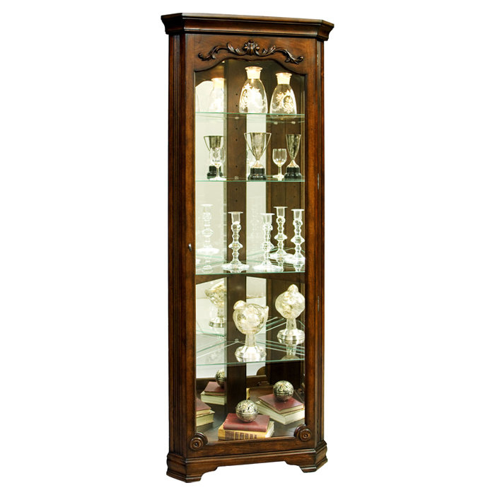 Display Cabinets & China Cabinets (View 17 of 20)