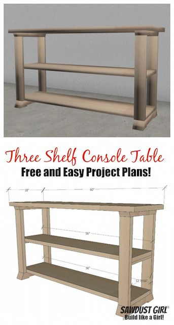 Diy In Most Current Layered Wood Small Square Console Tables (Image 5 of 25)