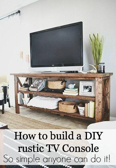 Diy Tv, Diy Furniture, Home Decor (Image 4 of 25)