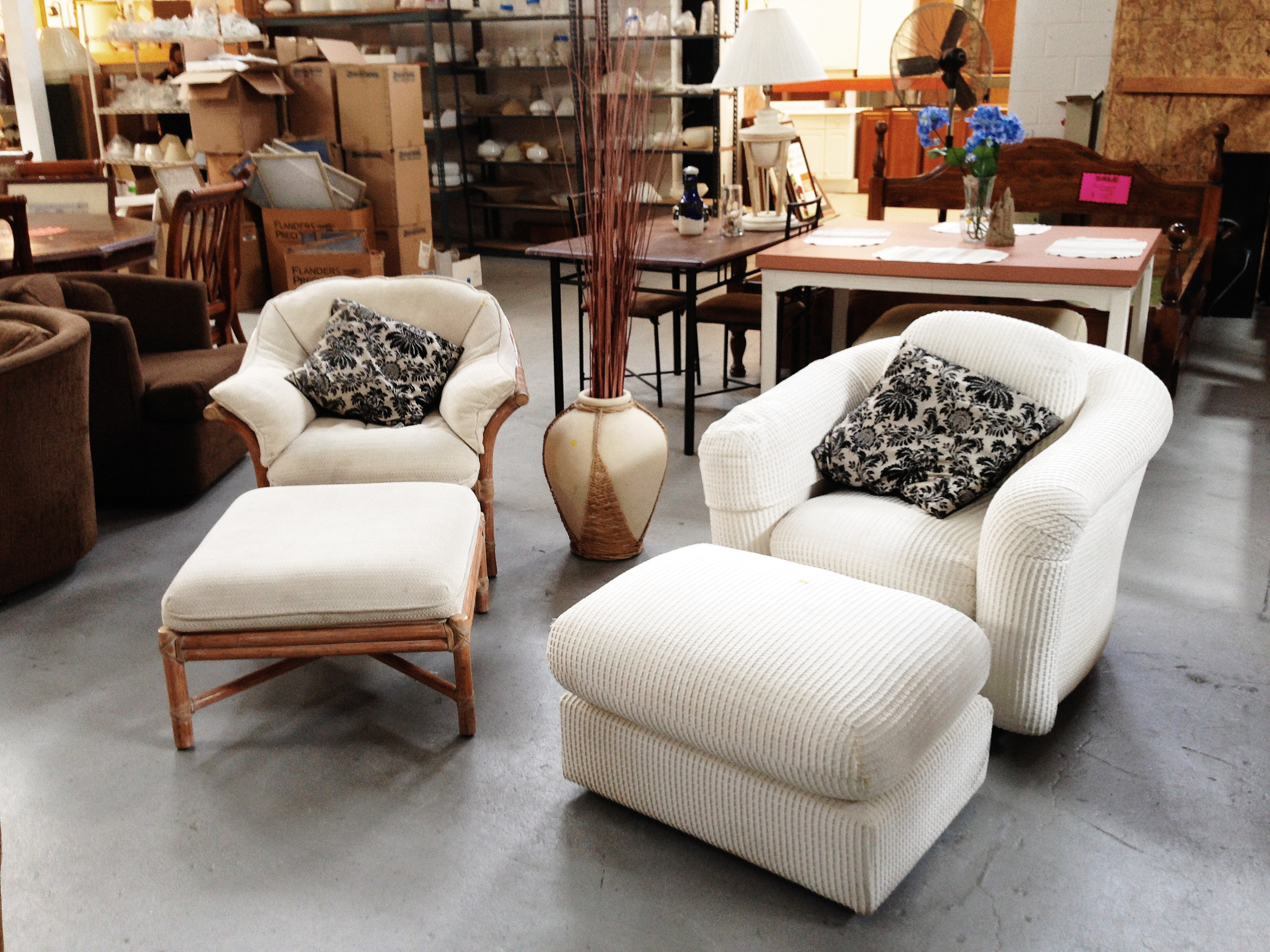 Donate To The Restore With Regard To Escondido Sofa Chairs (Image 12 of 25)