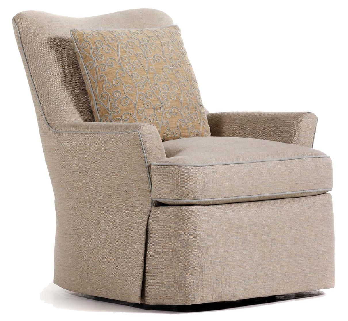 Durban Swivel Rockerjessica Charles | Decorating In 2018 In Katrina Grey Swivel Glider Chairs (View 4 of 25)