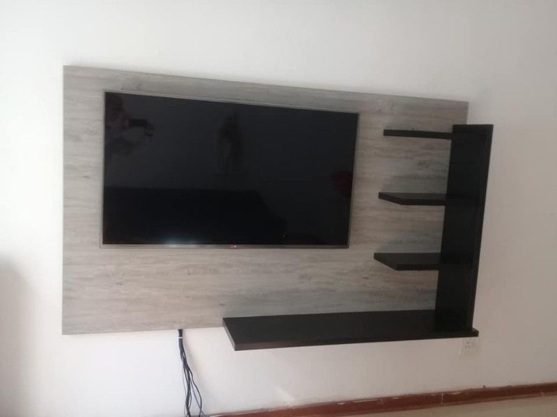 East London For Best And Newest Wall Mounted Tv Racks (View 21 of 25)