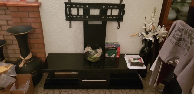Ebay In Fashionable Techlink Echo Ec130Tvb Tv Stand (Photo 8 of 25)