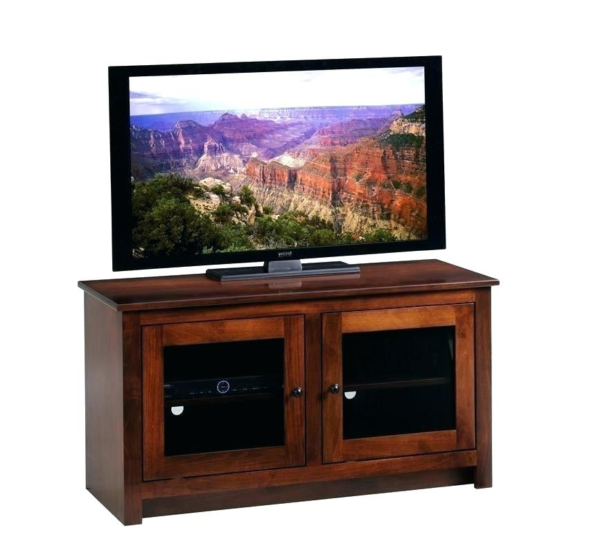 Ebay Tv Stands Cabinets Corner Cabinet Stand Bedroom Elegant Media Intended For Newest Tv Cabinets With Glass Doors (View 19 of 25)