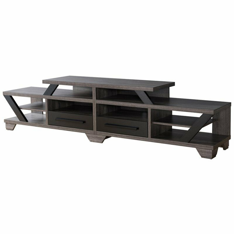 Ebay With Most Popular Dixon White 65 Inch Tv Stands (Image 3 of 25)