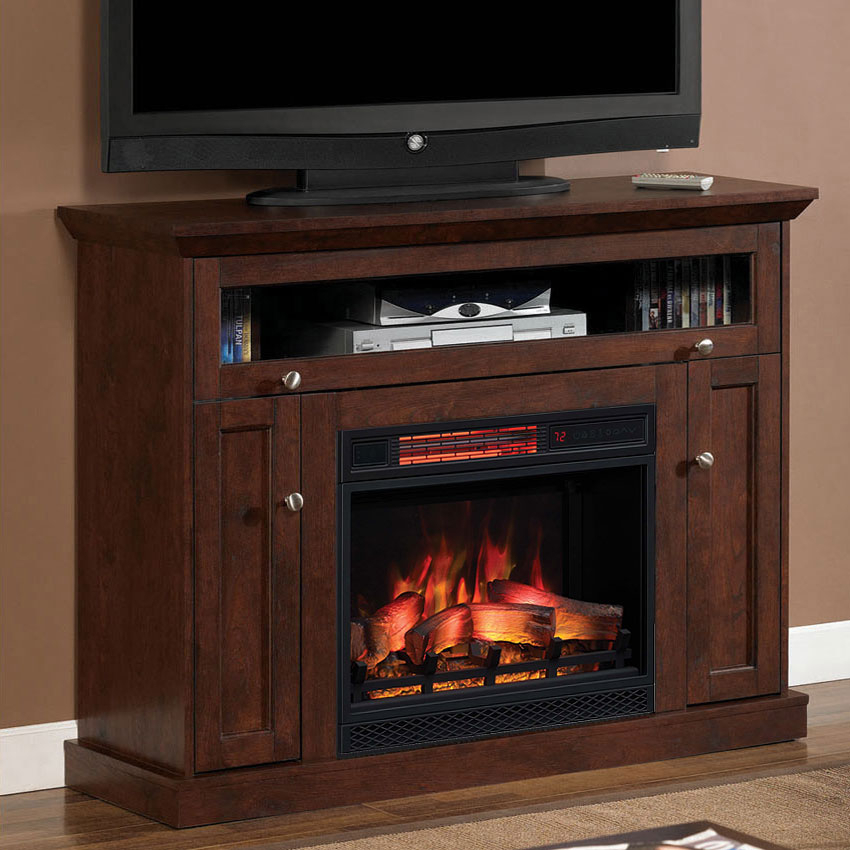 Electric Fireplace Tv Stands (View 15 of 25)