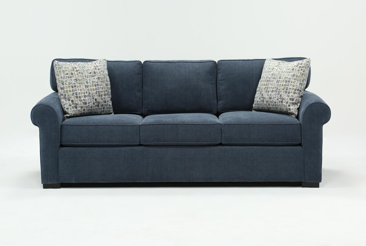 Elm Sofa | Living Spaces inside Elm Sofa Chairs