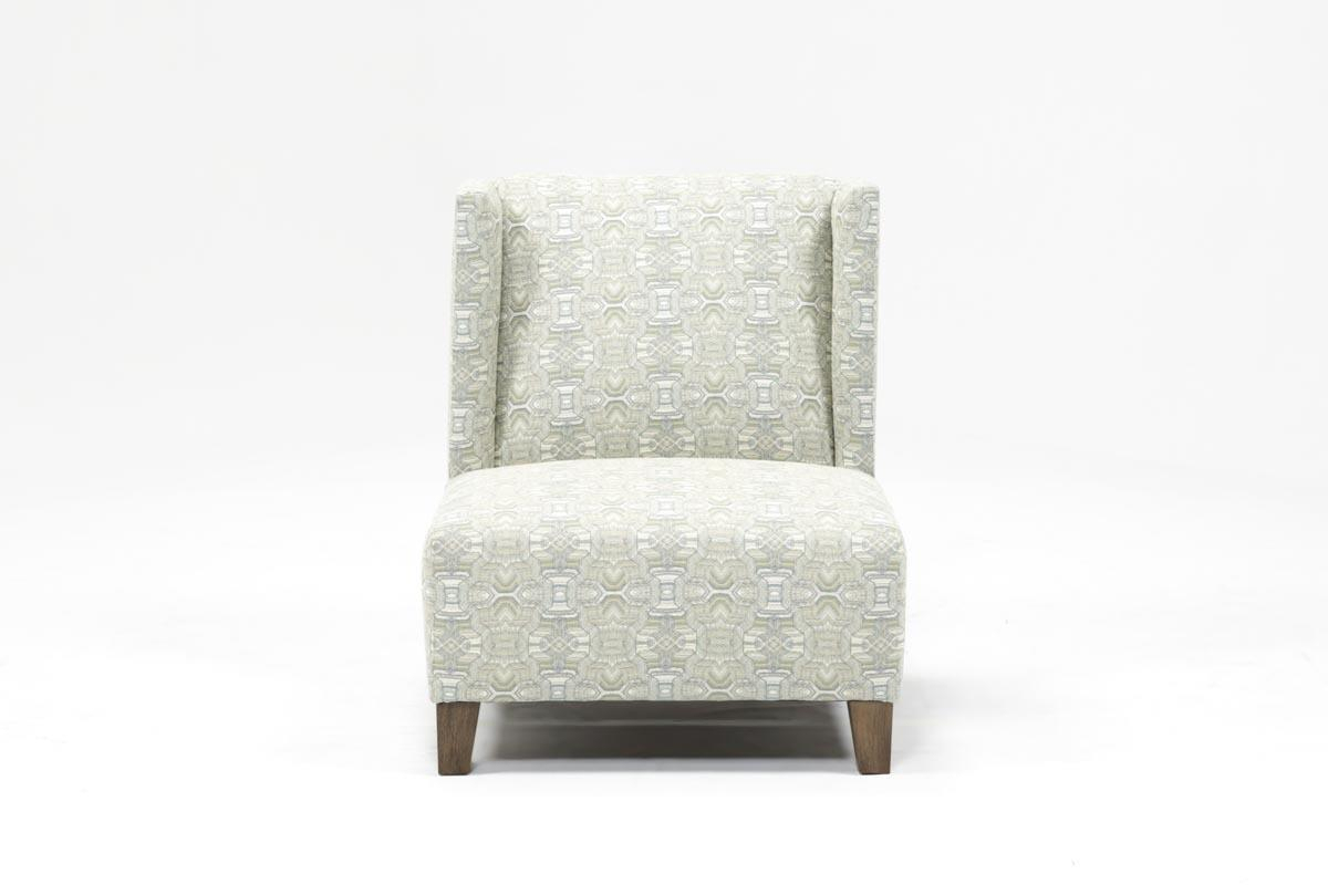 Emerson Accent Chair | Living Spaces Intended For Harbor Grey Swivel Accent Chairs (Image 11 of 25)