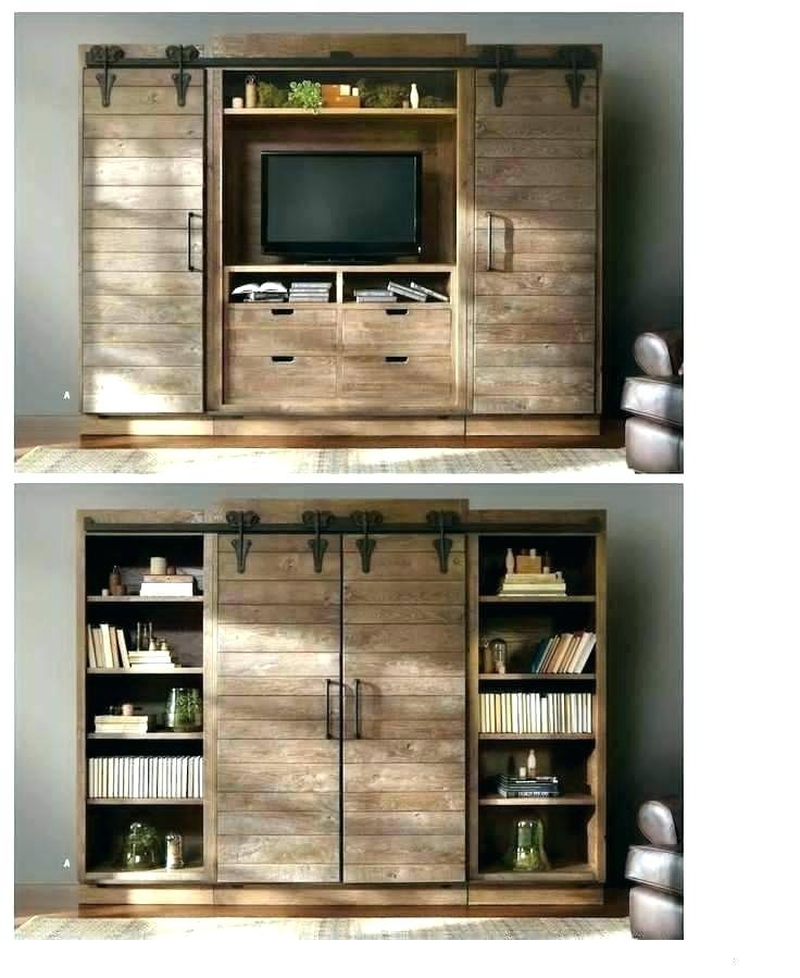 Enclosed Tv Cabinet – Home Living Creative New Pertaining To Trendy Enclosed Tv Cabinets With Doors (Photo 14 of 25)
