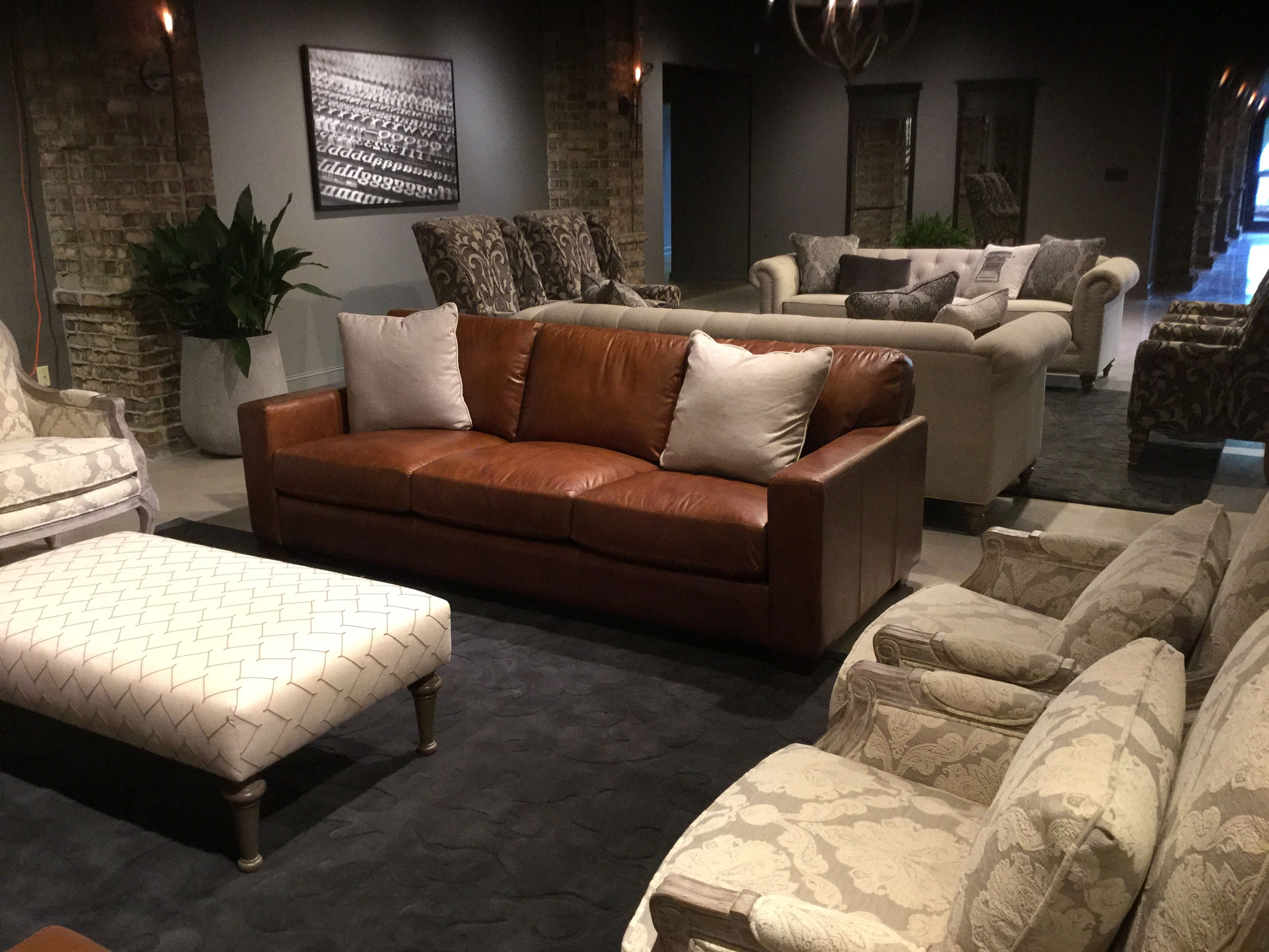 Encore Leather Sofacraftmaster Furniture | Sofas | Pinterest Intended For Gina Grey Leather Sofa Chairs (Image 9 of 25)