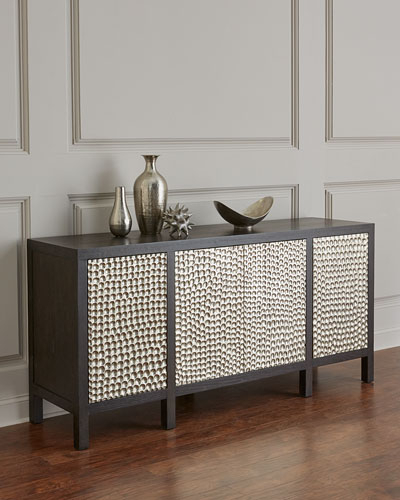 Entertainment Console (Photo 6 of 16)