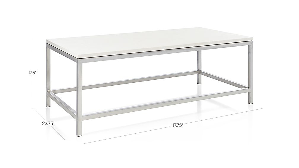Era Limestone Rectangular Coffee Table (View 8 of 25)