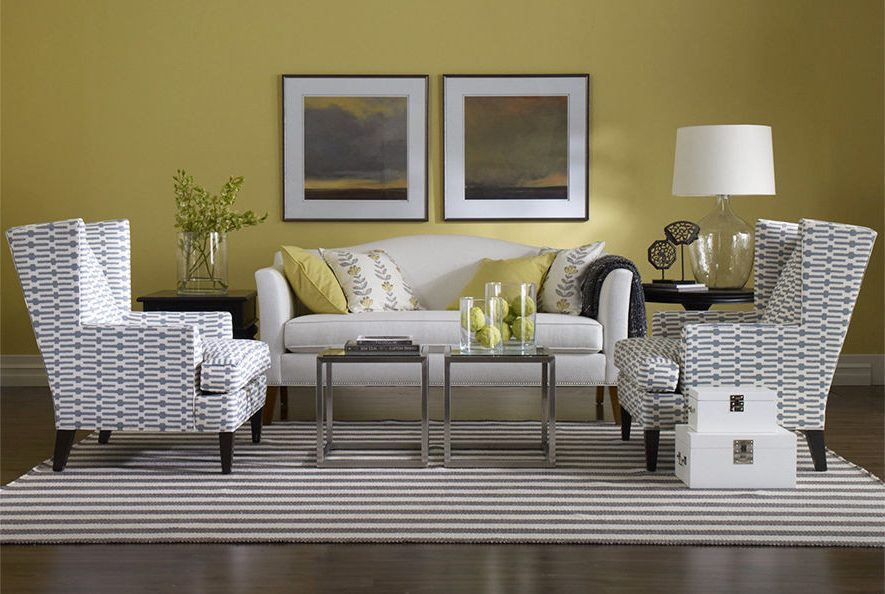 Ethan Allen Living Living Room Traditional With Mirrored Chests With Regard To Best And Newest Ethan Console Tables (Image 14 of 25)