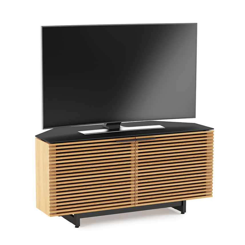 Eurway throughout Newest Unique Corner Tv Stands