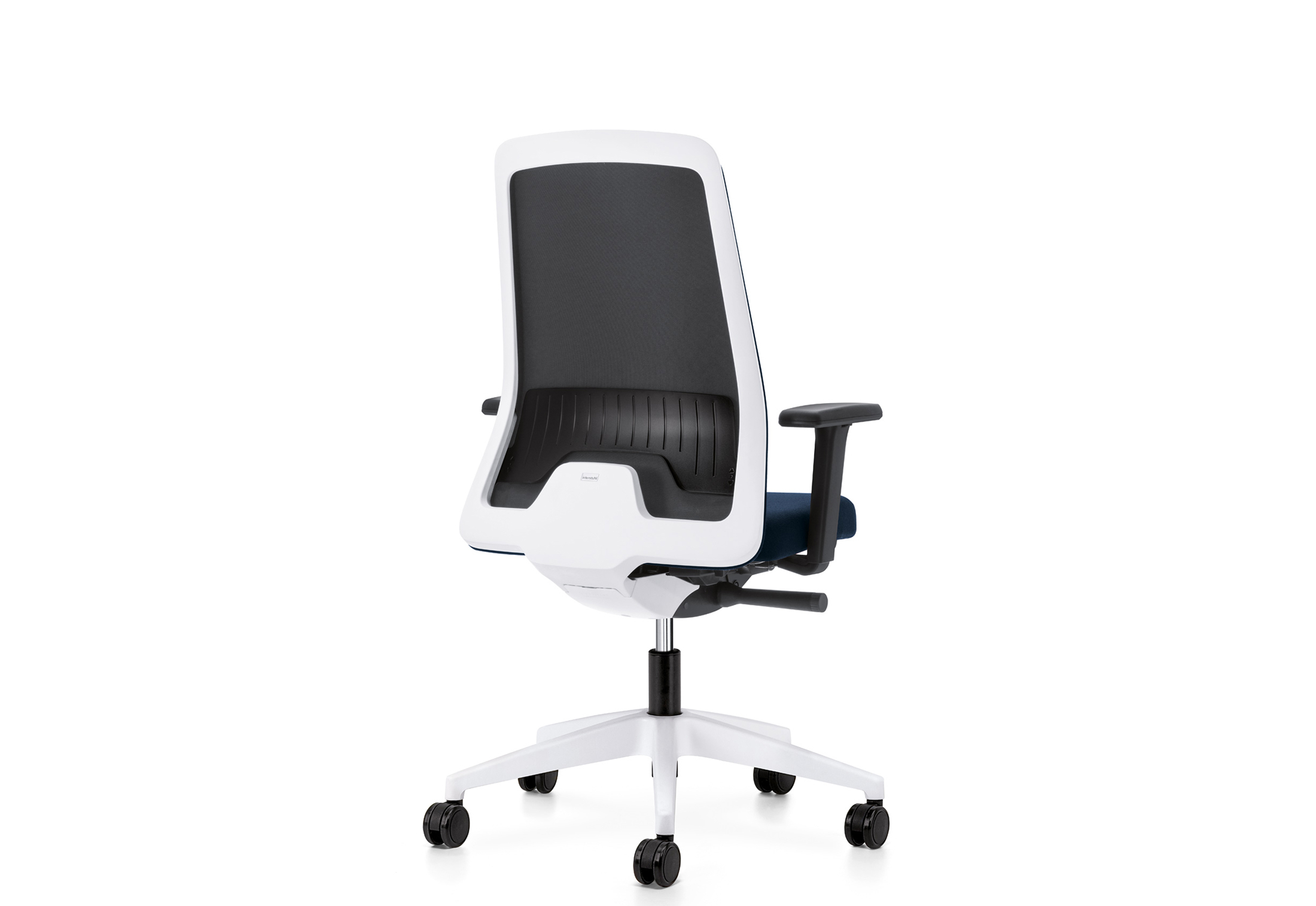 Everyis1 Chillback Swivel Chairinterstuhl | Stylepark Inside Chill Swivel Chairs With Metal Base (Image 17 of 25)