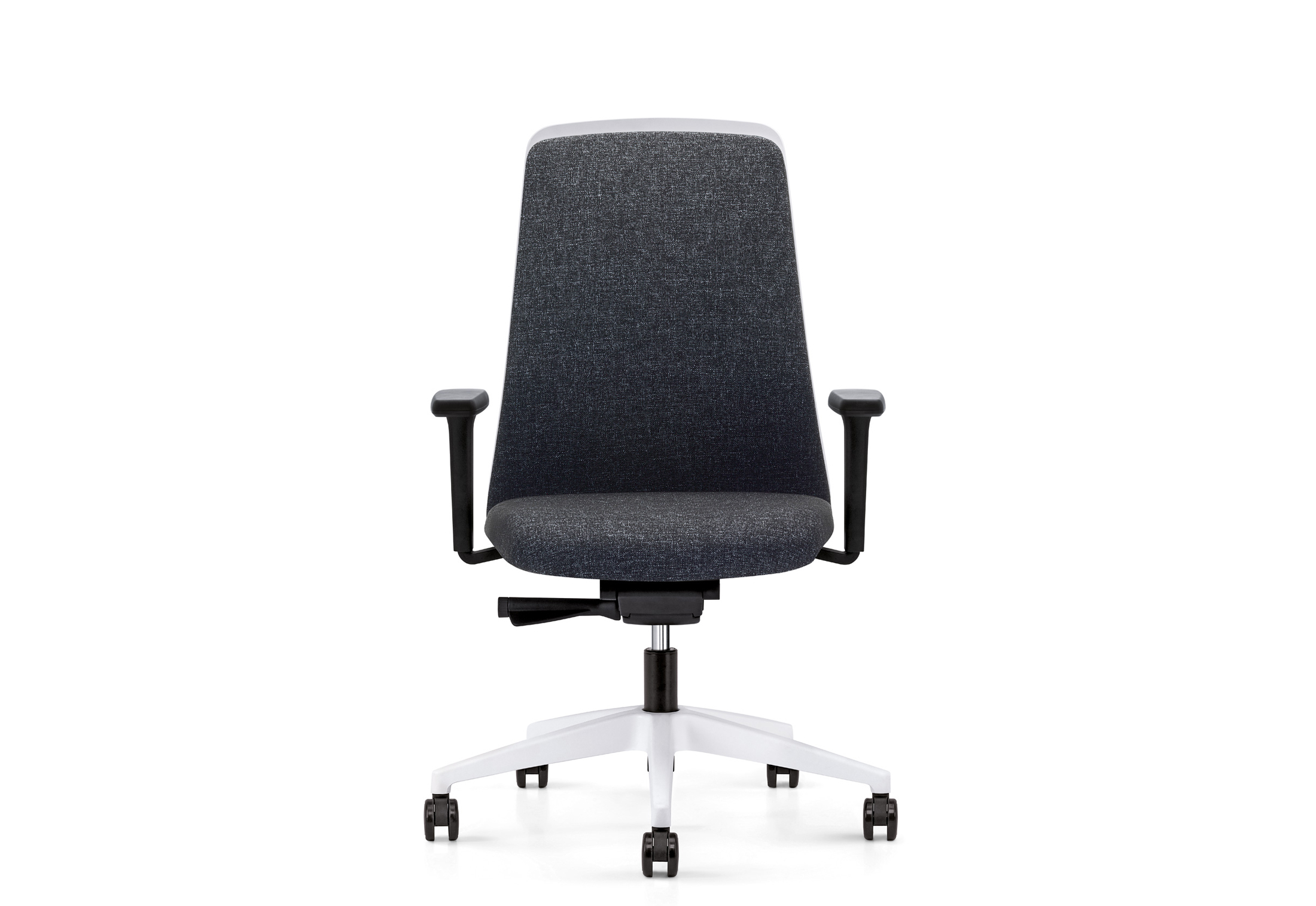 Everyis1 Chillback Swivel Chairinterstuhl | Stylepark Intended For Chill Swivel Chairs With Metal Base (Photo 3 of 25)