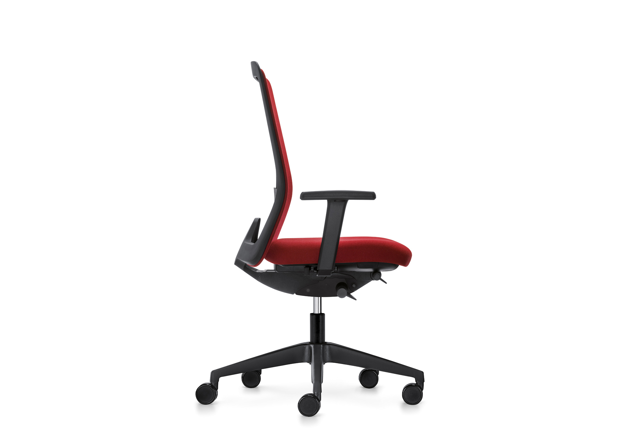 Everyis1 Chillback Swivel Chairinterstuhl | Stylepark Pertaining To Chill Swivel Chairs With Metal Base (Image 19 of 25)