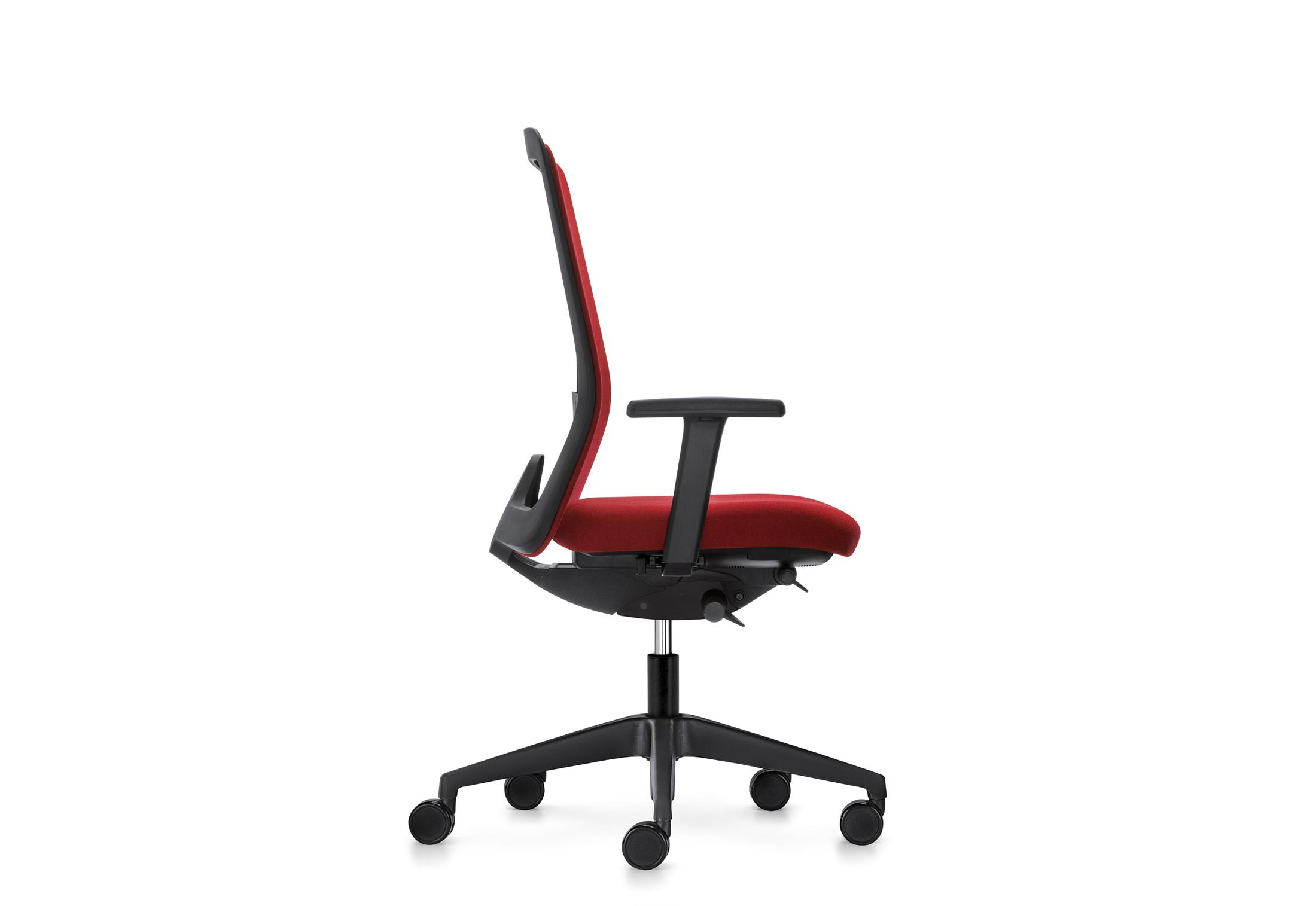 Everyis1 Chillback Swivel Chairinterstuhl | Stylepark Pertaining To Chill Swivel Chairs With Metal Base (Photo 17 of 25)