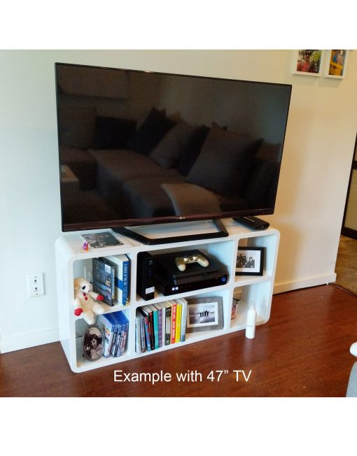 Expand Furniture For Well Known Slim Tv Stands (Image 10 of 25)
