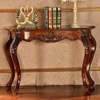 Famous Balboa Carved Console Tables For Carved Console Table Antique Wood Hand Carved Console Table Carved (Image 9 of 25)