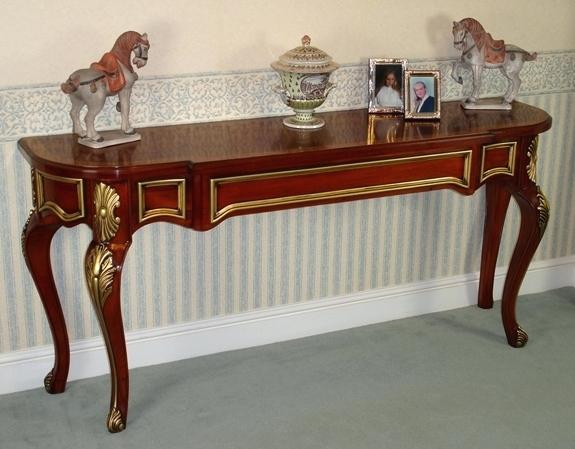 Famous Balboa Carved Console Tables In Carved Console Table Carved Wood Console Table – 2Faktor (Image 10 of 25)
