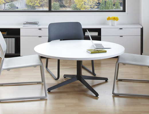 Famous Chari Media Center Tables With Spark® Series Lounge Chair (Image 5 of 25)