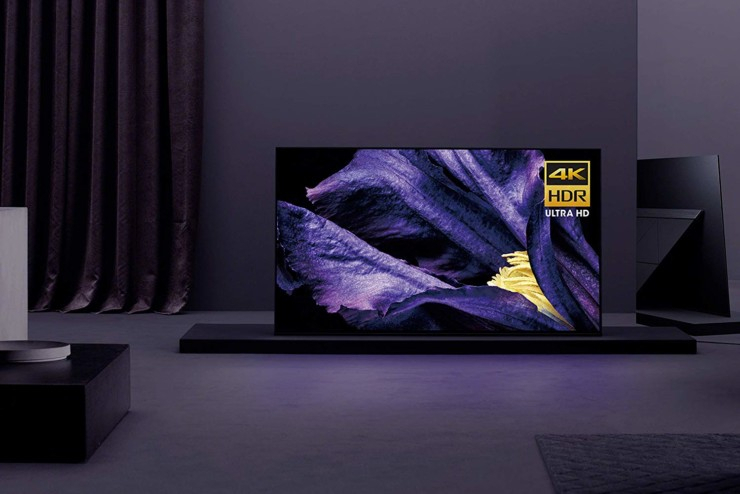 Famous Edwin Black 64 Inch Tv Stands Within Top 10 Best 4K Tv 2017 – Review & Compare Smart & Curved Tvs For Sale (Image 3 of 25)