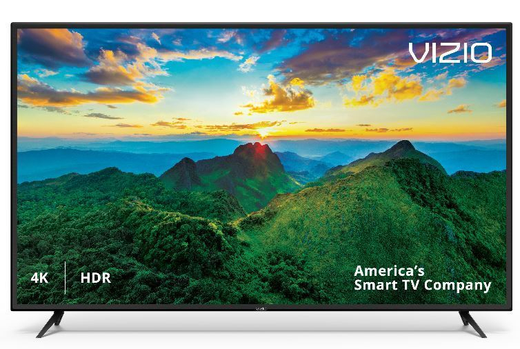 """Famous Forma 65 Inch Tv Stands Regarding Vizio D Series 55"""" Class 4K (2160P) Ultra Hd Hdr Smart Led Tv (D (Image 7 of 25)"""