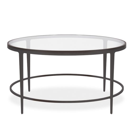 Famous Gunmetal Media Console Tables For Clooney Round Coffee Table – Gunmetal (Image 7 of 25)