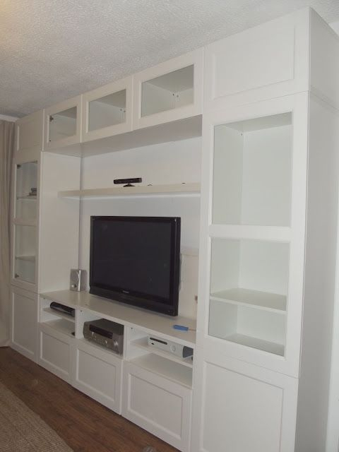 Featured Photo of Ikea Built In Tv Cabinets