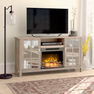 Fashionable Caden 63 Inch Tv Stands Within Laurel Foundry Modern Farmhouse Benoit Tv Stand For Tvs Up To  (Image 5 of 25)